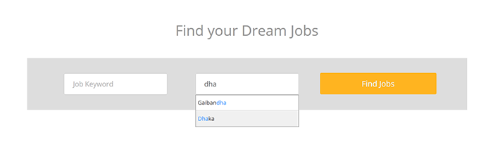 Job Board Manager - Search 4