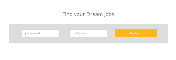 Job Board Manager - Search 2