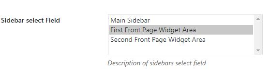 Sidebar Select 3